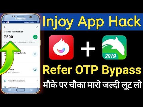injoy app problem - Myhiton