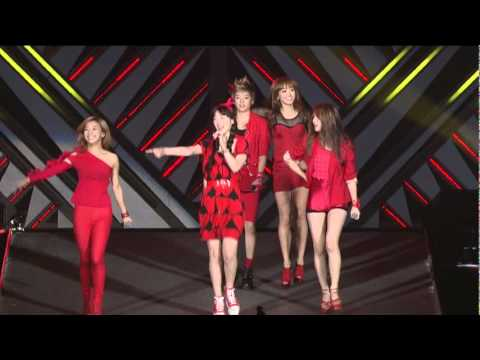 SMTOWN Live in TOKYO SPECIAL EDITION_ f(x) 에프엑스 'Hot Summer'