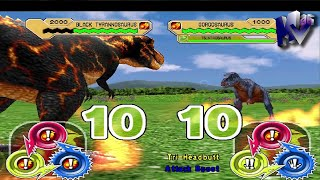 demul #dinosaurking #arcadegame #古代王者恐竜キング Hello guys. I'm glad I can run this game finally on emulator called demul. I haven't played this game ...