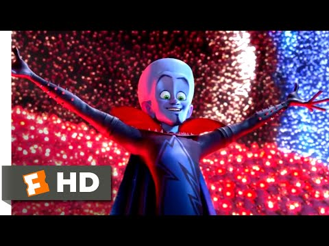 Megamind (2010) - Making An Entrance Scene (8/10)   Movieclips