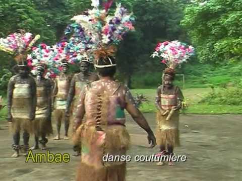 Vanuatu Ambae Island