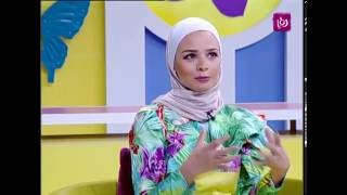 هالة وزينة الفارس - استعراض آخر تصاميم الأزياء