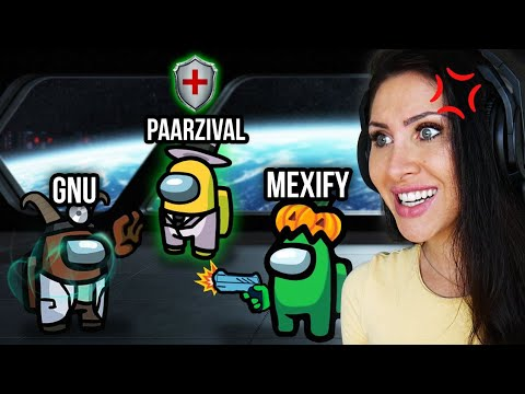 Ich bin der unfähigste Medic den es je gegeben hat! Among Us @Mexify @ungespielt uvm.