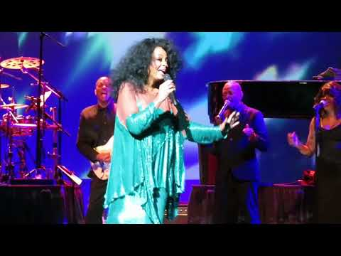 Diana Ross - Come See About Me (Wynn Theater, Las Vegas NV, October 13, 2017)