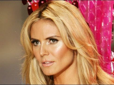 Sexy Blondes Heidi Klum Make Up Youtube
