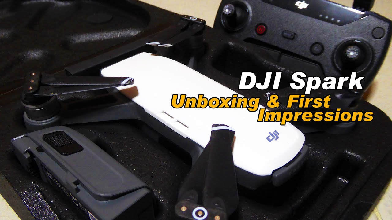 f34575f0296 DJI Spark Drone unboxing first impressions - ShaunChng.com