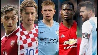 Who's The Greatest Passer in the World ? Ozil 🔥 Pogba 🔥 Modric 🔥 Messi 🔥 De bruyne