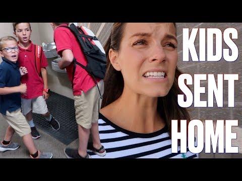 ELEMENTARY SCHOOL EVACUATED | ALL KIDS SENT HOME