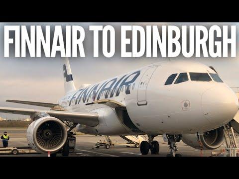 Are Finnair any good? Finnair Economy Class Flight Helsinki - Edinburgh: The Trip Report.