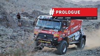 Mammoet Rallysport: Prologue