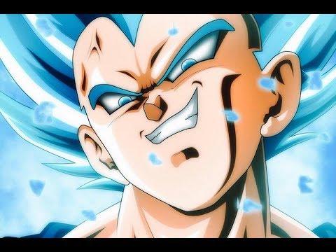 Dragon ball super super saiyan blue majin vegeta youtube - Majin vegeta pics ...