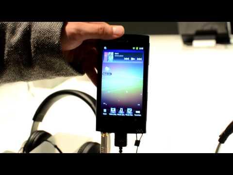 Взгляд на Sony Ericsson Live With Walkman и прототип плеера Sony. Droider.ru
