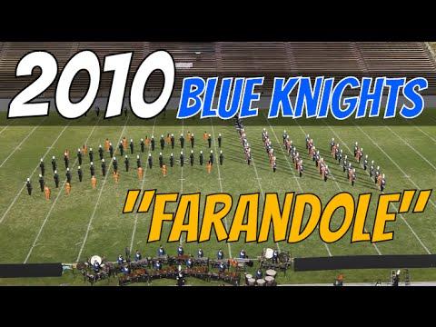2010 Blue Knights Farandole @ DCI Ogden