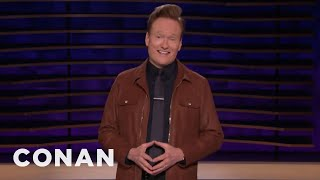 Conan Wanted To Host The Grammys - CONAN on TBS