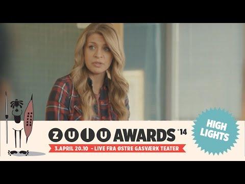 Zulu Awards 2014: Rita nominerer Mille Dinesen