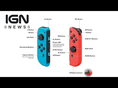 Nintendo Controller Details, Online Paid Service Confirmed - IGN News