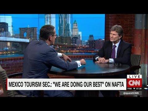 Mexico: We won't walk away from NAFTA negotiations