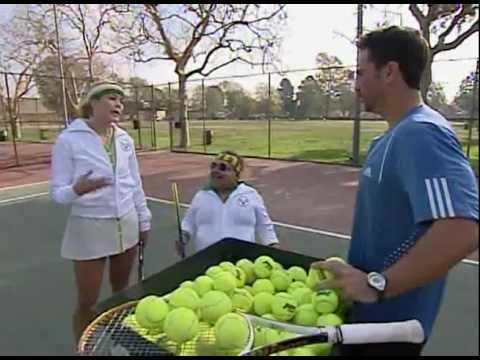 CHELSEA LATELY featuring Celebrity Tennis Pro CHRIS OJAKIAN - Ojakian Tennis