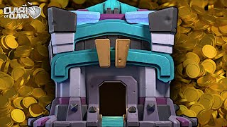 MASS Town Hall 13 Upgrades in Clash of Clans