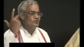 Atal Bihari Vajpayee  - Aaye Jis Jis Ki Himmat Ho