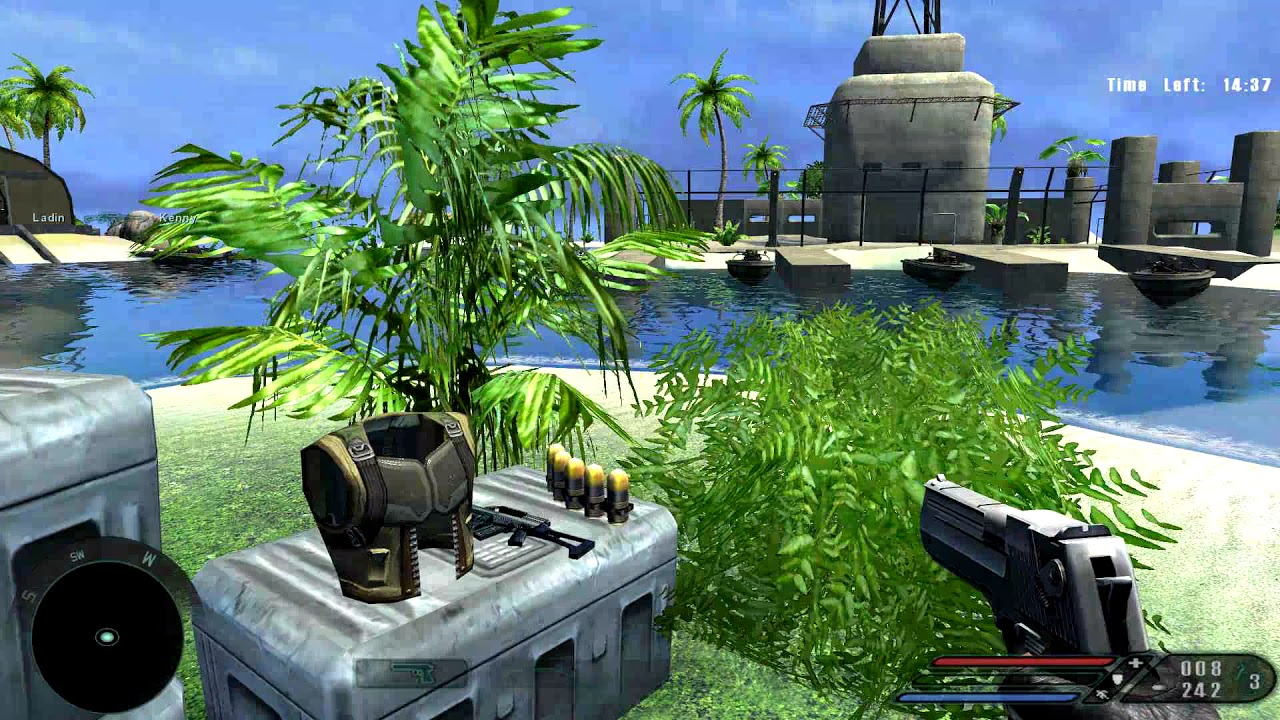 Farcry 2004 Mp 01 Speedsurf Part2 Youtube