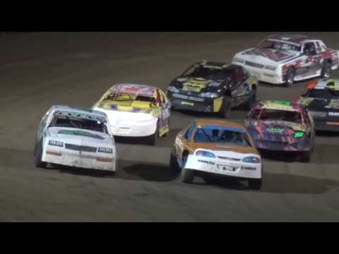 IMCA Stock Car Spring Break Season Opener feature Independence Motor Speedway 4/8/17