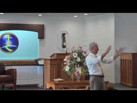 Pastor Jones 5 14 17 PM Service at Community Baptist Church, Ayden, NC