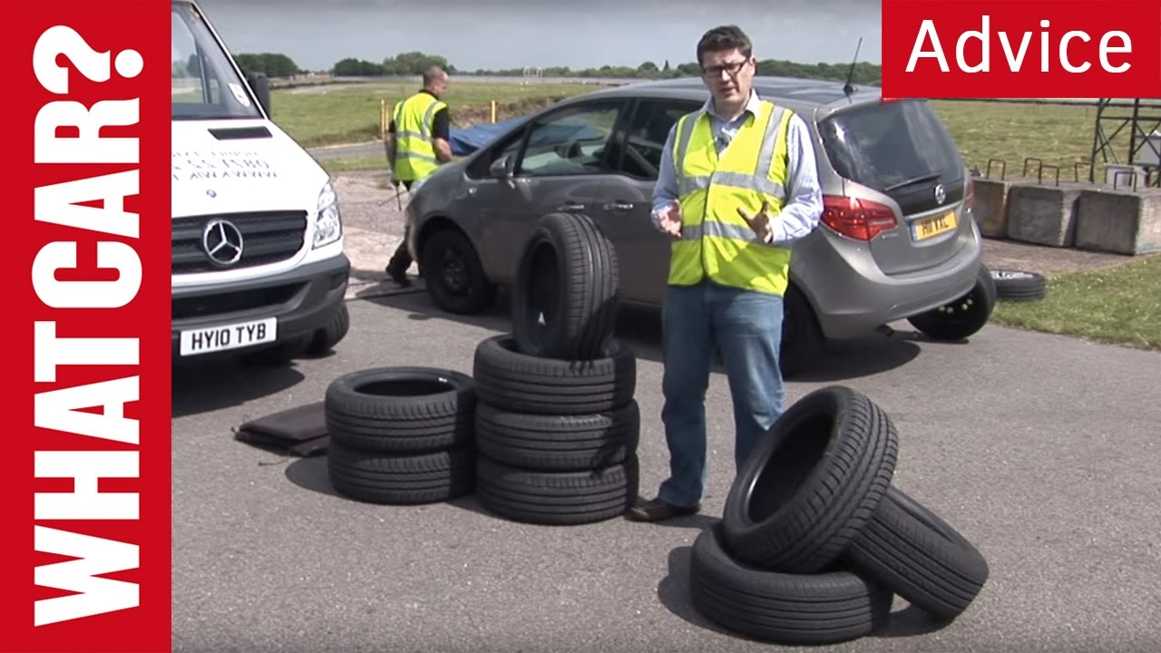 Cheap Tyres Versus Expensive Tyres What Car Youtube