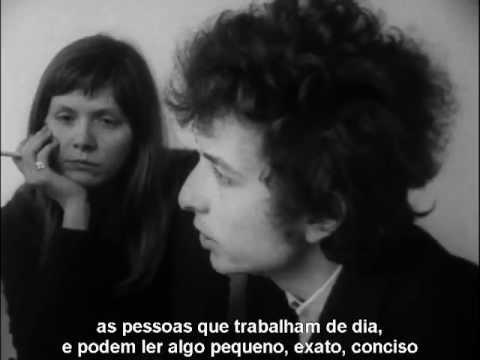 Bob Dylan Entrevista Time Magazine Interview 1965 - Legendado HD
