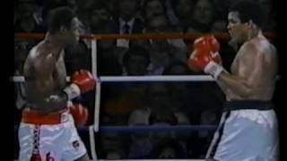 Larry Holmes -vs- Muhammad Ali 10/2/80 part 2