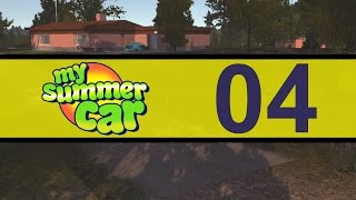 Let's Play My Summer Car | Ep. 4 - Spark Plugs and More