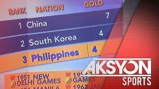 ASIAN GAMES TRIVIA | Naghari sa Asiad Basketball