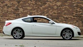 2013 Hyundai Genesis Coupe 2.0T R Spec смотреть