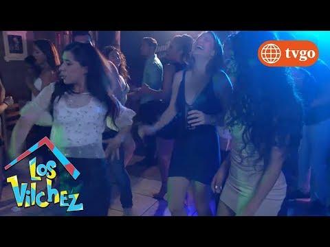 ¡Julia, Viviana y Uchi tienen su noche de chicas! - Los Vílchez 11/01/2019
