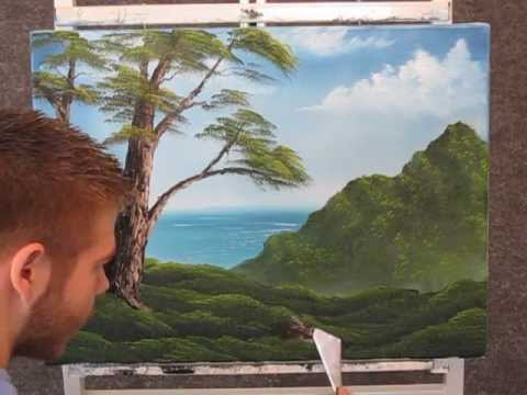 Paint with Kevin Hill - Ocean View