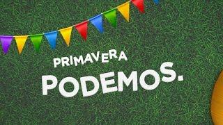 Fiesta de la primavera de Podemos