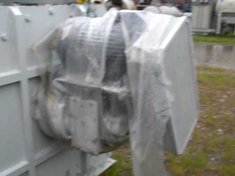 Used: Lodige Batch Type Plow Mixer  - Stock# 77343