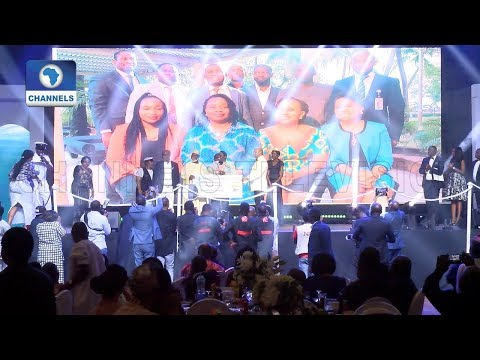 Awards Night: NIMASA Celebrates Staff, Stakeholders |Metrofile|