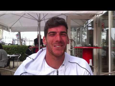 Davis Cup Slowakei - Österreich: Interview mit Gerald Melzer