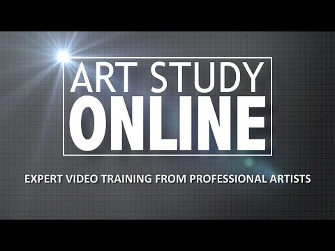Art Study Online - iPad Drawing Courses Available!