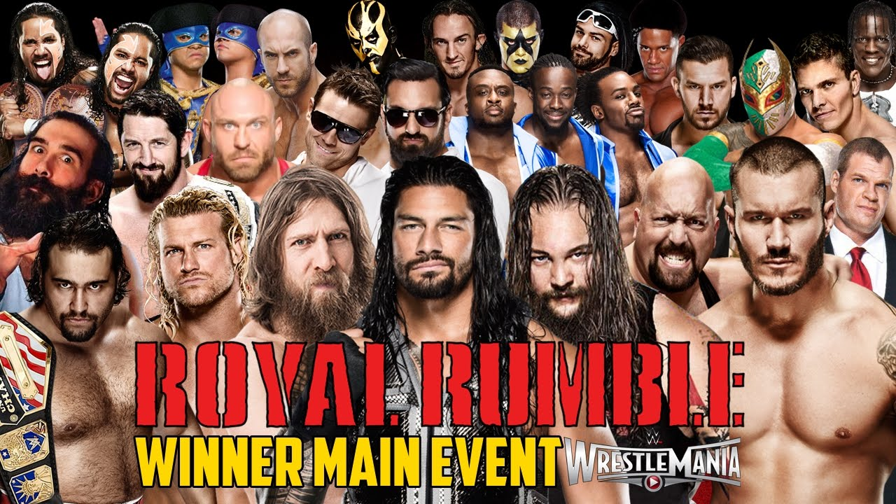 Royal rumble 2019 – BuzzTMZ