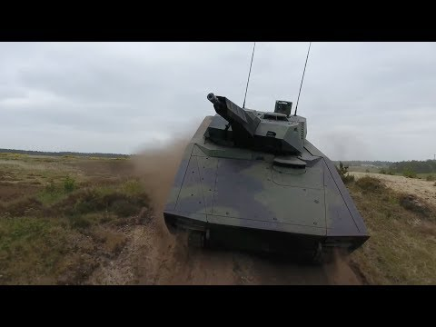 KF41 Lynx - Next Generation Combat Vehicle