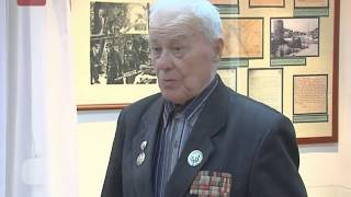 В государственном архиве сегодня открылась выставка Новгородская земля в пламени войны