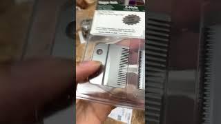 Lưỡi Kép Tông Đơ Wahl Barber 0976078164 - Lưỡi tông đơ barber tại Hà Nội