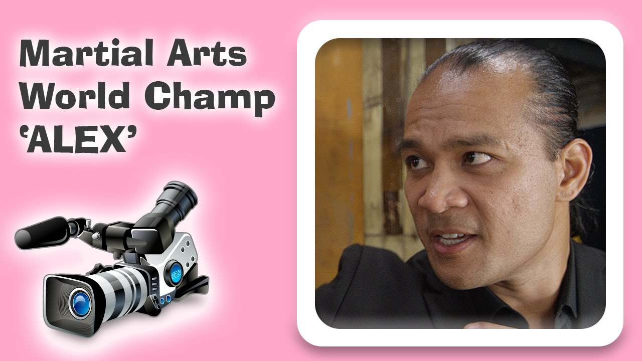 Ermar Alexander - Martial Arts Master [BTS Video]