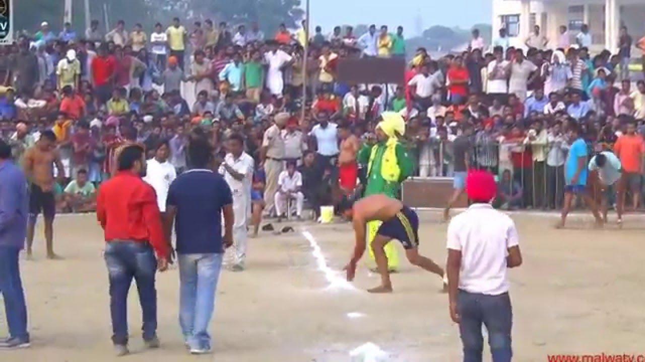 KARHALI SAHIB (Patiala) Kabaddi Tournament - 6th Oct 2014 || HD || Part 2nd.