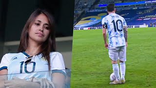Legendary Reactions to Lionel Messi