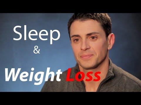 Sleep and Weight loss with Dan Pardi