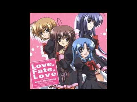 Love, Fate, Love  Final Approach ED Single Love, Fate, Love Original