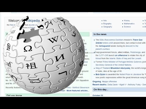 How to create wikipedia page | How to write a Wikipedia Arti